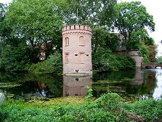 Castrop-Rauxel - Bladenhorst castle
