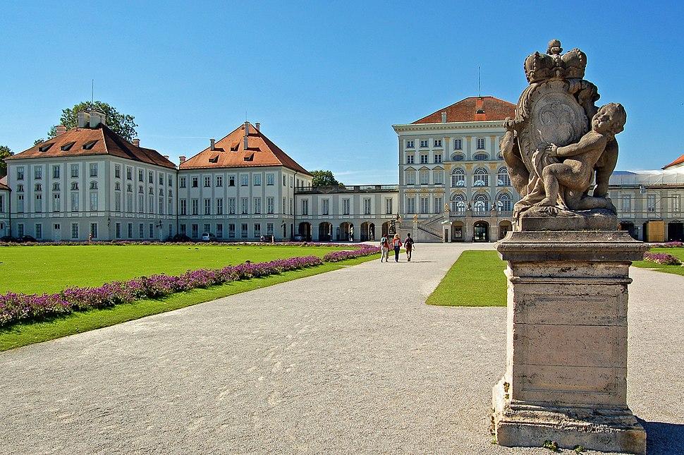 Schloss Nymphenburg Münich