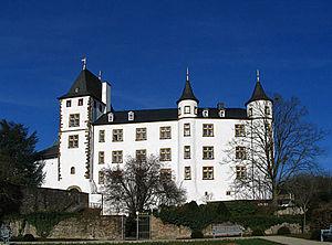 Nennig - Schloss Berg