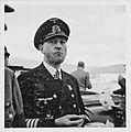 Schnappschüsse, Kapitän z.S. (Während der Überfahrt, Fähre zwischen Bodö und Narvik) (7129712243).jpg