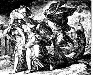 Schnorr von Carolsfeld Bibel in Bildern 1860 026