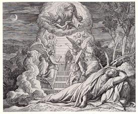 Schnorr von Carolsfeld Bibel in Bildern 1860 032