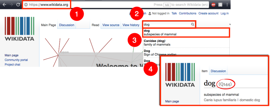 """Screenshot for """"A gentle introduction to the Wikidata Query Service"""" 3"""