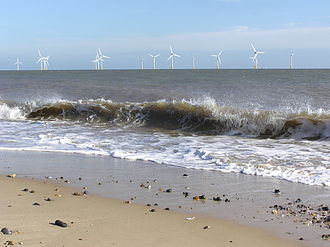 Scroby Sands Wind Farm - Scroby Sands Wind Turbines