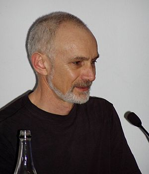 Sean McMullen - Sean McMullen at the 63rd World Science Fiction Convention in Glasgow, August 2005
