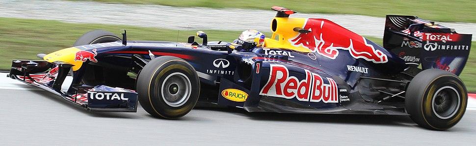 Sebastian Vettel 2011 Malaysia FP2 1