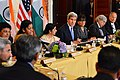 Secretaries Kerry, Pritzker, and Moniz Participate in the U.S.-India Joint Strategic and Commercial Dialogue Opening Plenary in Washington (21006372244).jpg