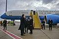 Secretary Pompeo Arrives in Bratislava - 40105567533.jpg