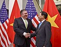 Secretary Pompeo Visits Vietnamese Ministry of Foreign Affairs (29420335268).jpg