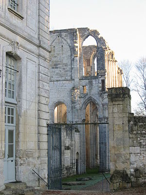 Abbey of Saint Wandrille - Abbey of St Wandrille—Fontenelle Abbey