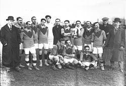 Selecció de futbol de Catalunya (1912)