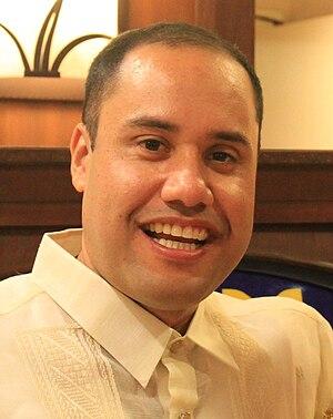 Donovan Dela Cruz - Image: Senator Donovan M. Dela Cruz