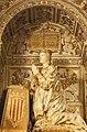 Sepulcro de la reina Leonor de Aragón, esposa de Juan I, rey de Castilla y León, y madre de Enrique III de Castilla y León, y de Fernando I el de Antequera, rey de Aragón. Catedral de Toledo.jpg