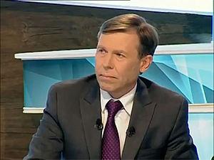 Serhiy Sobolyev - Image: Serhiy Soboliev