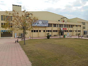 Yüreğir Serinevler Arena - Image: Serinevler Arena