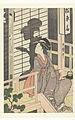 Serveerster van het Matsu Higashiya theehuis-Rijksmuseum RP-P-1956-605.jpeg