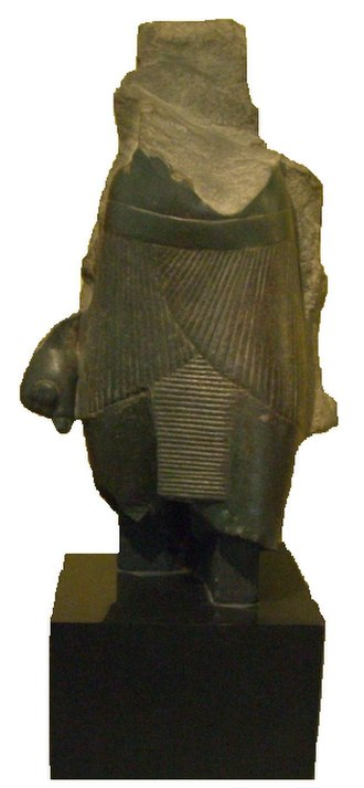 Shabaka - Image: Shabaqa Statue