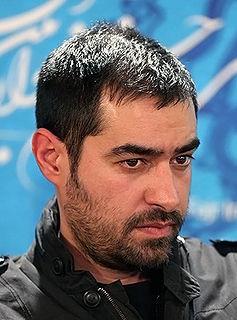 Shahab Hosseini Iranian actor and director