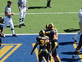 Shane Vereen scores rushing TD at UC Davis at Cal 2010-09-04 2.JPG