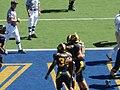 Shane Vereen scores rushing TD at UC Davis at Cal 2010-09-04 2.JPG