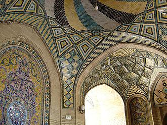 Qazvin - Shazdeh Hosein shrine
