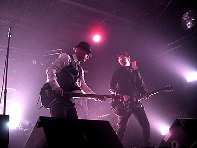Picture of a band or musician: She Wants Revenge