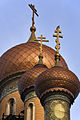 Shiny onion domes from a russian orthodox church.jpg