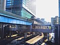 Shiodome Station - outside - Nov 9 2017.jpg
