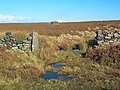 Shooting butt, Oakworth Moor - geograph.org.uk - 73812.jpg