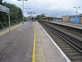 Shortlands railway station, Greater London.jpg