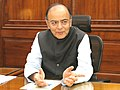 Shri Arun Jaitley after taking over additional charge as Union Defence Minister, in New Delhi on March 14, 2017.jpg
