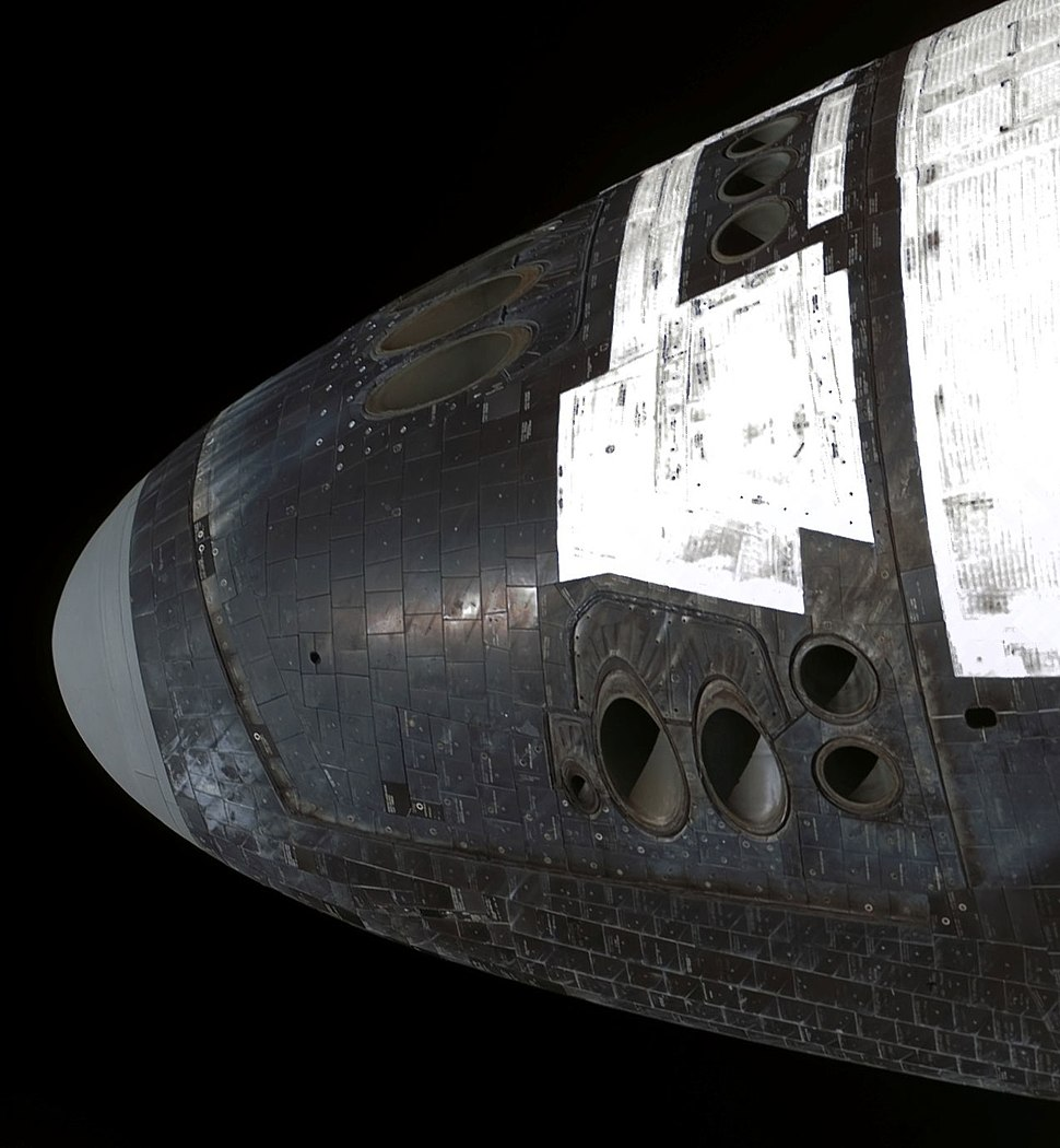 Shuttle front RCS