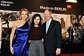 Sibel Kekilli at the Berlinale party (24969156761).jpg