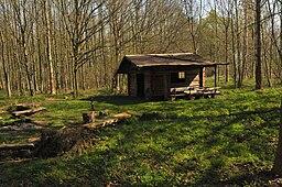 Siebleber-Teich-Blockhütte