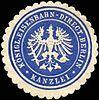 Siegelmarke Königliche Eisenbahn - Direction Berlin - Kanzlei W0223172.jpg
