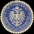 Siegelmarke Kommandeur der Marineanlagen in Estland und auf den baltischen Inseln W0357525.jpg