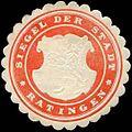 Siegelmarke Siegel der Stadt Ratingen W0311579.jpg
