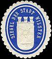 Siegelmarke Siegel der Stadt Wilster W0226377.jpg