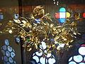 Siena, museo dell'opera del duomo, rosa aurea.JPG