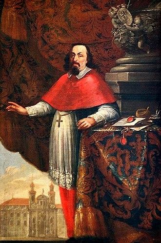 Karol Ferdynand Vasa - Image: Silesia Bishop Charles Ferdinand Vasa
