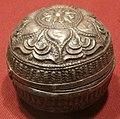 Silver covered bowl from Java or Sumatra, Honolulu Museum of Art.JPG