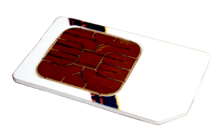 Universal integrated circuit card smart card