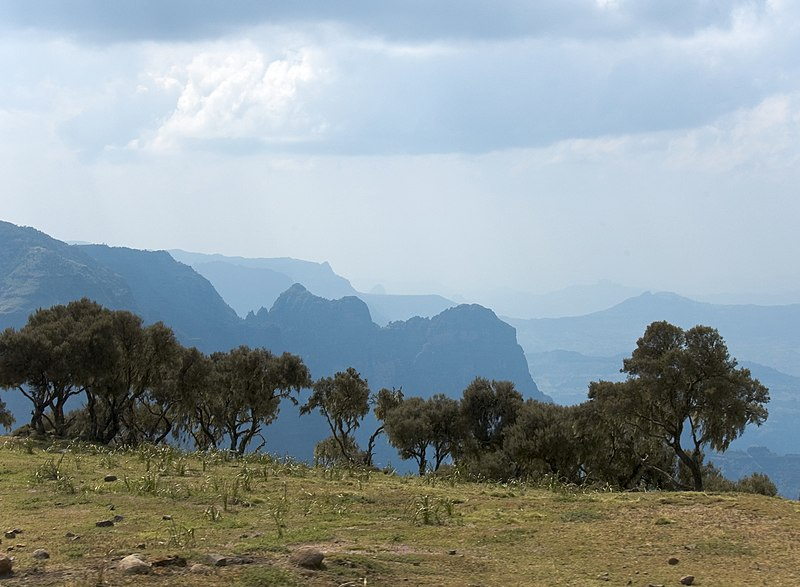 File:Simien Mountains Landscape, Ethiopia (2466923746).jpg