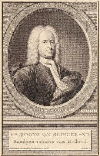 Simon van Slingelandt - Simon van Slingelandt