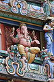 Singapore. Sri Mariamman. Gopuram. South East-15.JPG