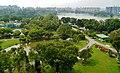 Singapore Chinesischer Garten Blick von der Pagode 1.jpg