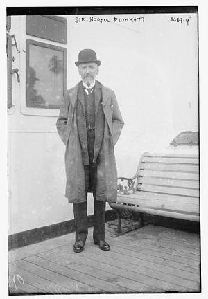Horace Plunkett - Plunkett in 1915
