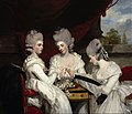 Sir Joshua Reynolds - The Ladies Waldegrave - Google Art Project.jpg