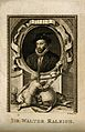 Sir Walter Raleigh. Line engraving by W. Sharp after J. Houb Wellcome V0004883.jpg
