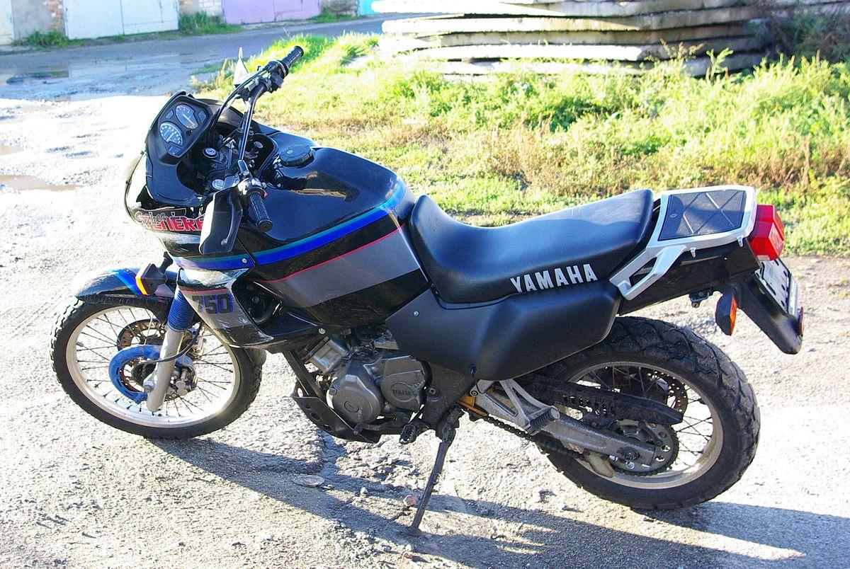 мотоцикл yamaha xtz 750 super tenere